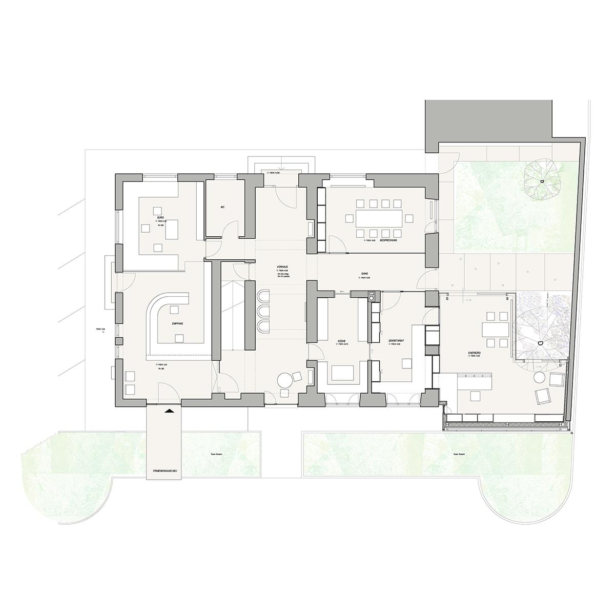 sanierung, bauen im bestand, lobmaier, architekt, büro, umbau, gruber, gaspoltshofen
