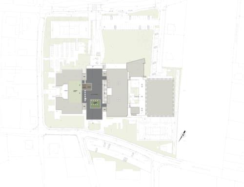Architekturwettbewerb Bundesschulzentrum Traun
