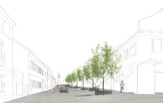 bürgerbeteiligung, architekturwettbewerb, st.oswald bei freistadt, marktplatz, ortszentrum, neugestaltung, dorfplatz, ortsplatz, architekt