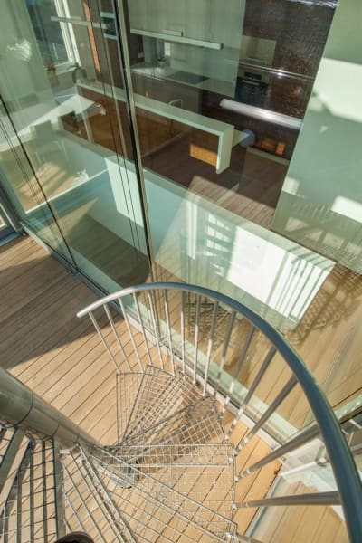 haus, umbau, bauen im bestand, lobmaier, architekt, linz, aufstockung, modern, möbel