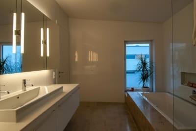 HAUS, architekt, Haus am Berg, haus am hang, architektur, architektenhaus, gramastetten