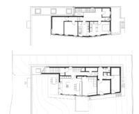 Grundriss, Haus am Berg, architekt, hanghaus, haus am hang, architektur, architektenhaus, gramastetten