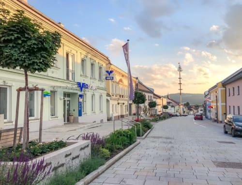 Marktplatz St.Oswald bei Freistadt