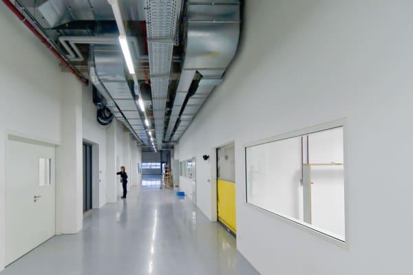 Neubau, Firma, Architektur, Produktionsbetrieb, Peaktechnology, Holzhausen, Carbon, Kohlefaser