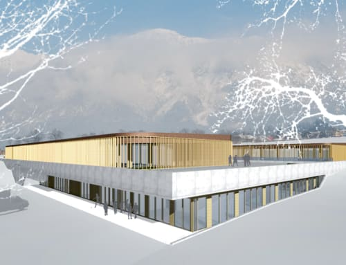 Kunstdepot Hall in Tirol