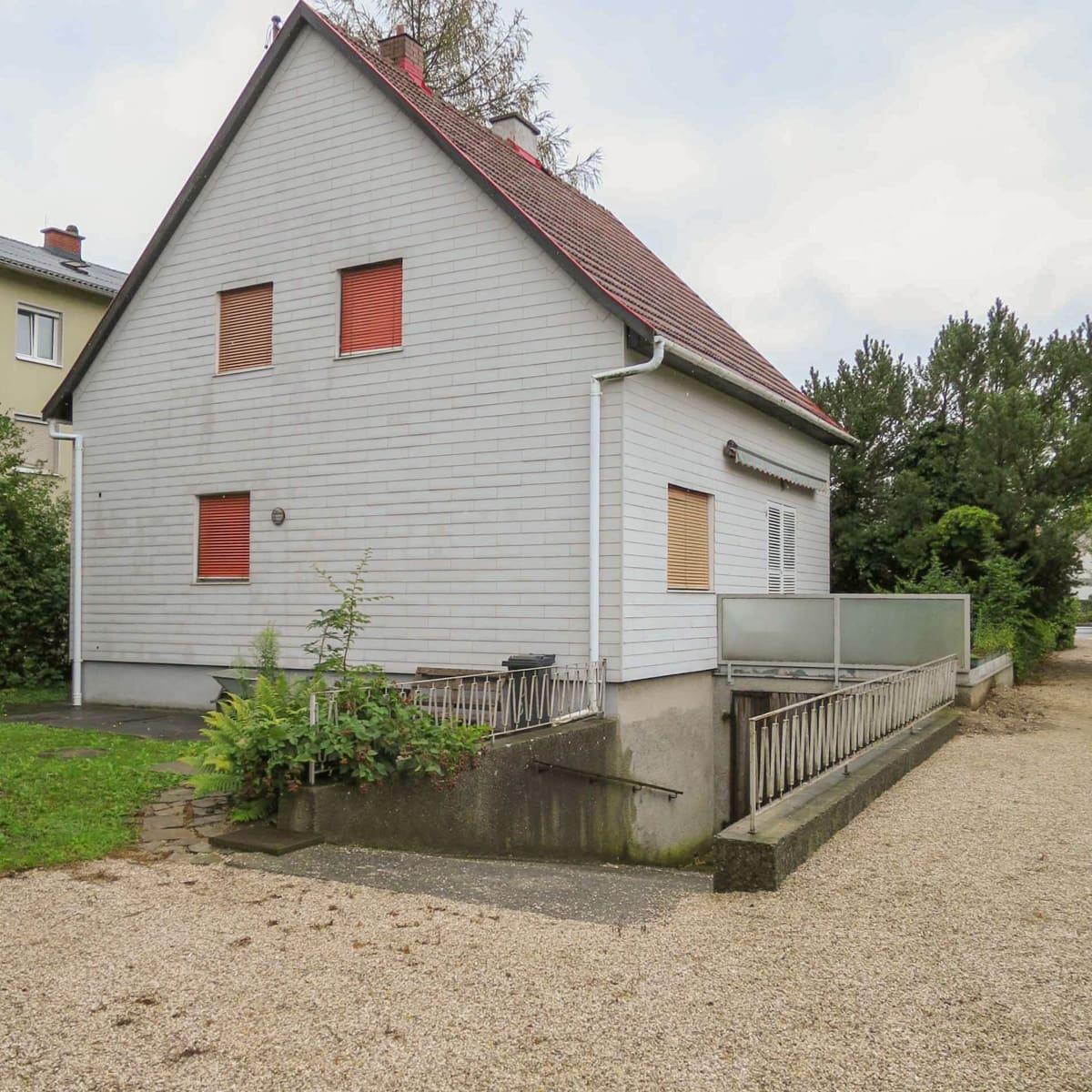 Umbau in Pasching; architektur; pasching; zubau; büroerweiterung; wohnung