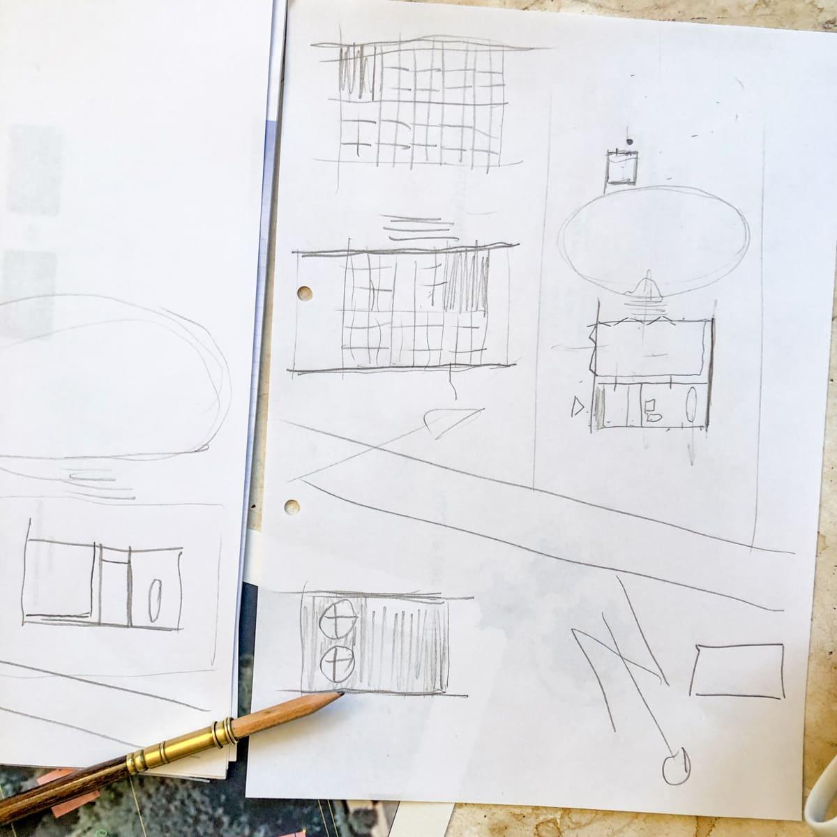 tiny house, schrebergarten, entwurf, architektenhaus, landleben, buddha, japan, teezeremonie, teehaus