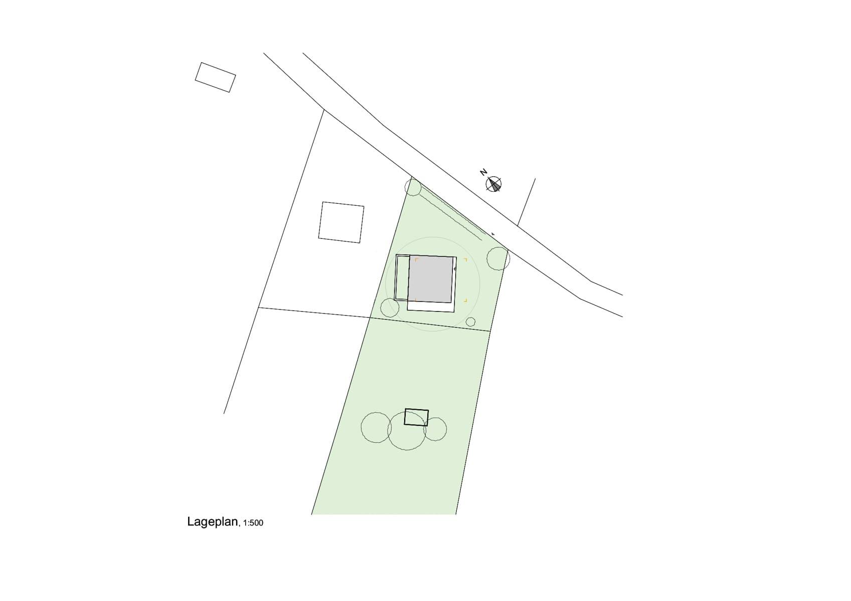 lageplan, tiny house, schrebergarten, entwurf, architektenhaus, landleben, buddha, japan, teezeremonie, teehaus