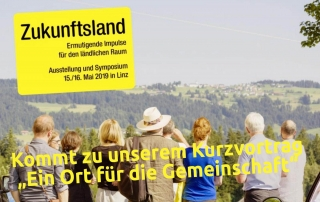 Landluft Symposium in Linz