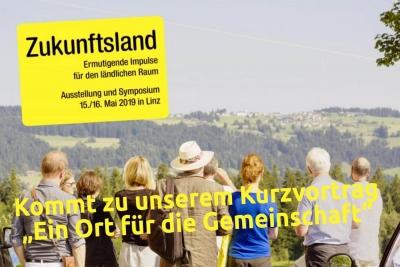 Landluft Symposium in Linz