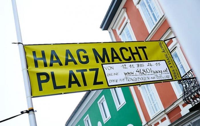 Bürgerbeteiligung Haag